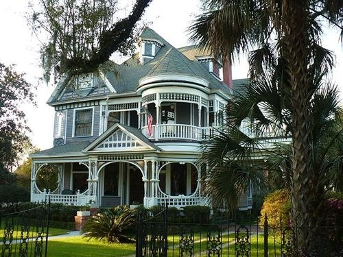 the kate shepard house was built in 1897 for the prominent alabama educator for whom it is named over a century later it has been converted into a cozy bed - Halloween Attractions In Alabama