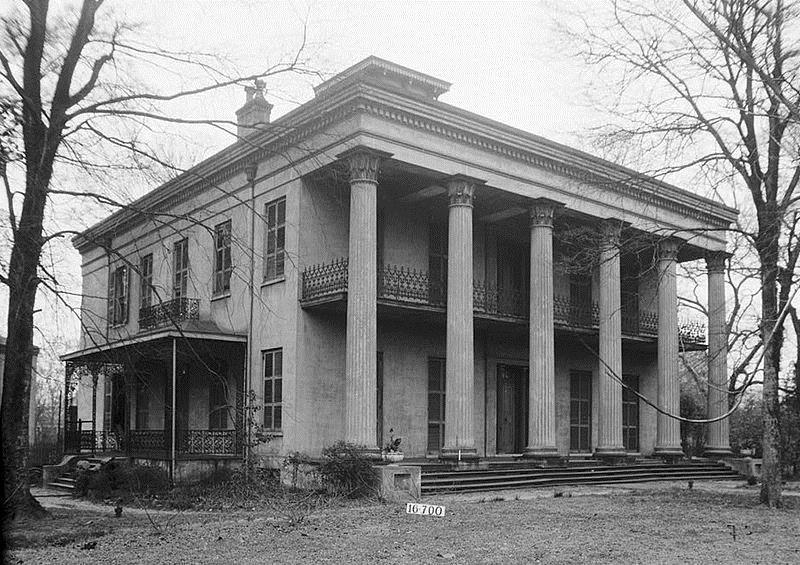 Sturdivant Hall Museum Selma Alabama Real Haunted Place